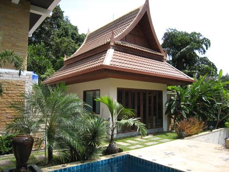 Phuket Exotic Villa